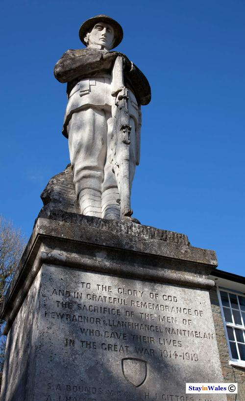 New Radnor War Memorial