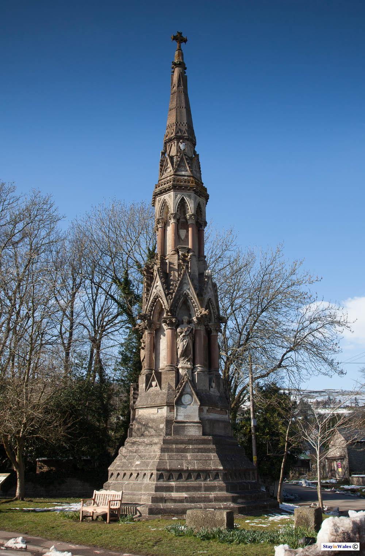 Cornewall Lewis memorial