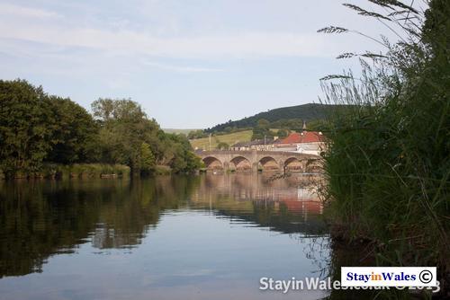Builth Wells Wye Bridge