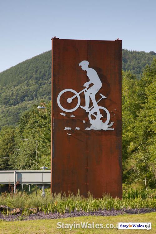 Cwmcarn Twrch Mountain Bike Trail