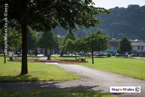 Risca Park