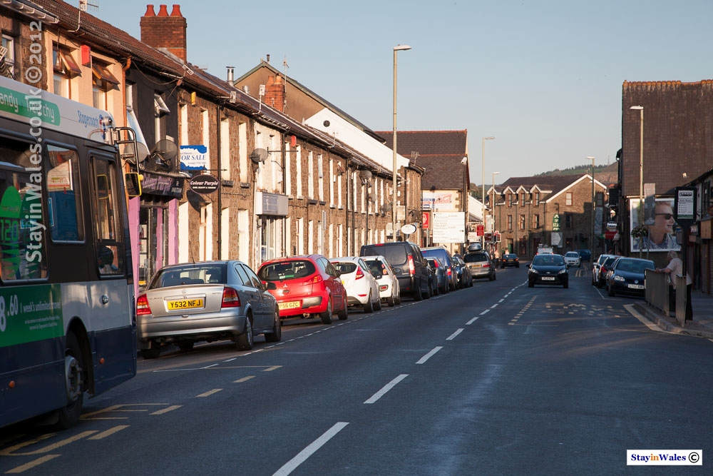 Bute Street, Treorchy