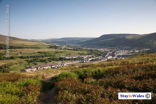 Maesteg and the Llynfi Valley