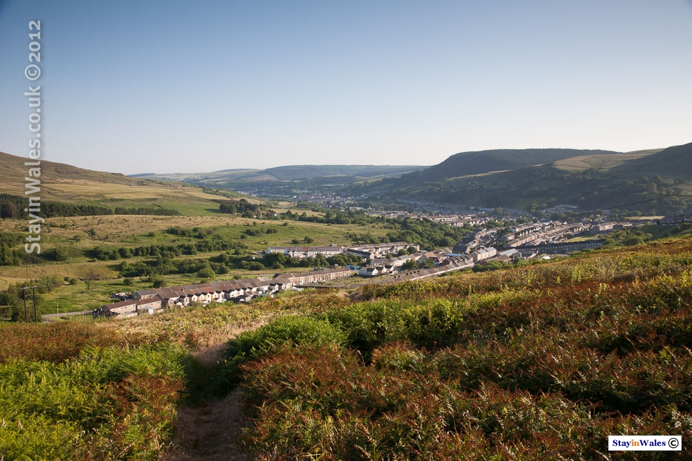 Maesteg and the Llynfi Valley