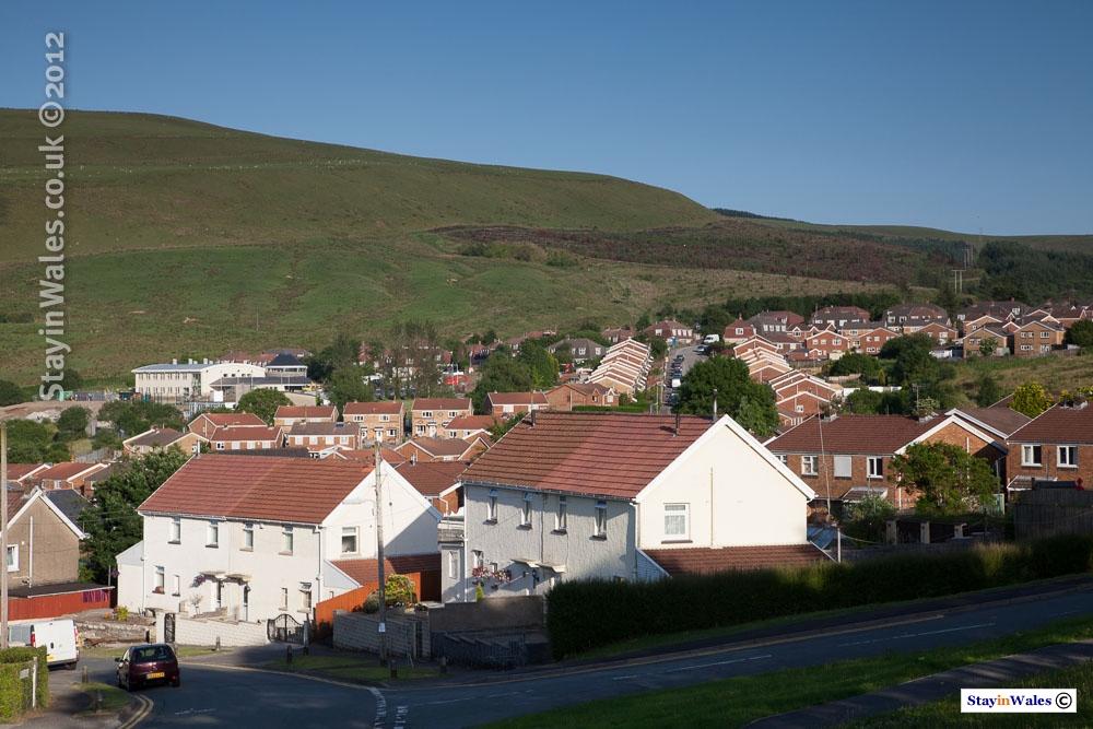 Croeserw Village