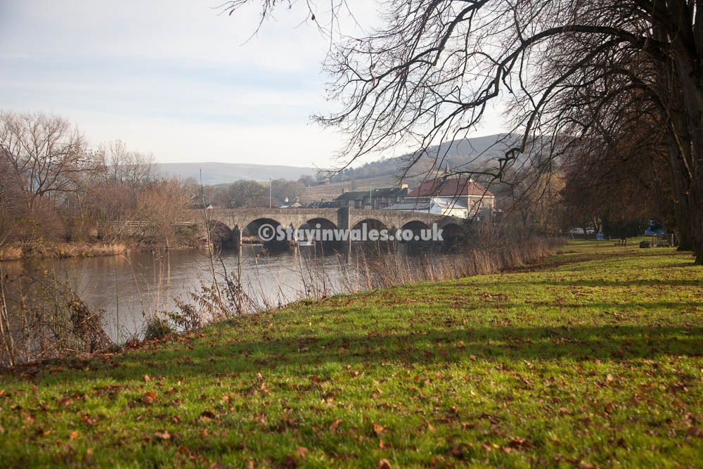 Picture of Builth Wells, Powys