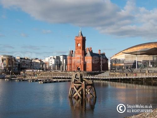 Pierhead Cardiff