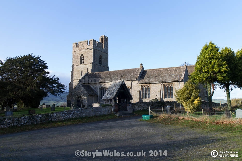 Old Radnor Church
