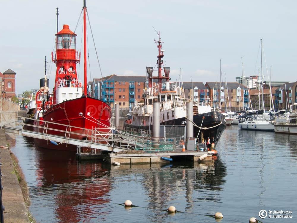 Museum Boats in Swansea
