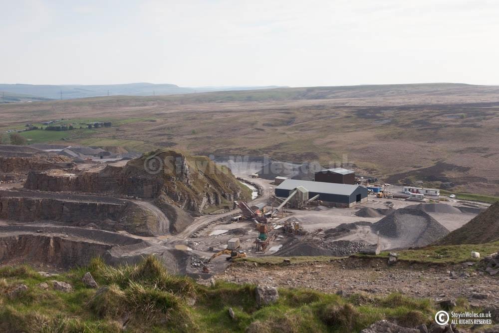 Trefil Quarry