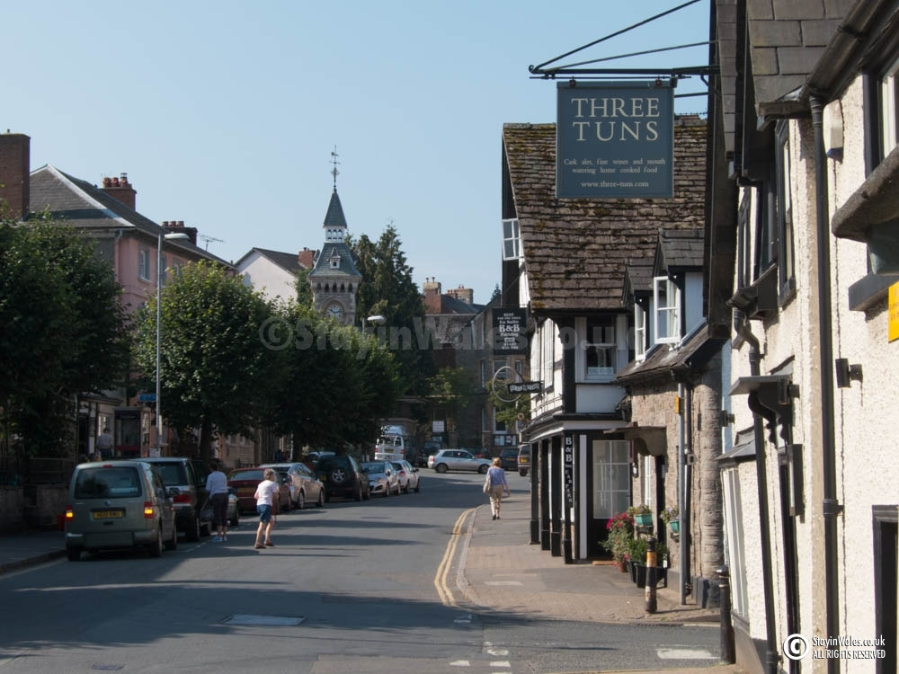 Broad Street, Hay-on-Wye