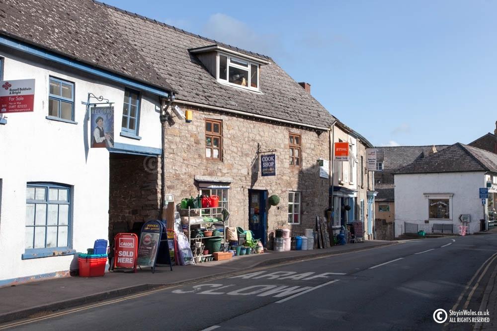 Jones Hardware shop in Hay