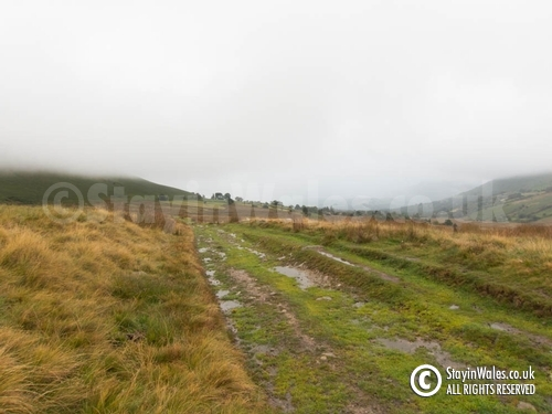 Llanwrthyl Common