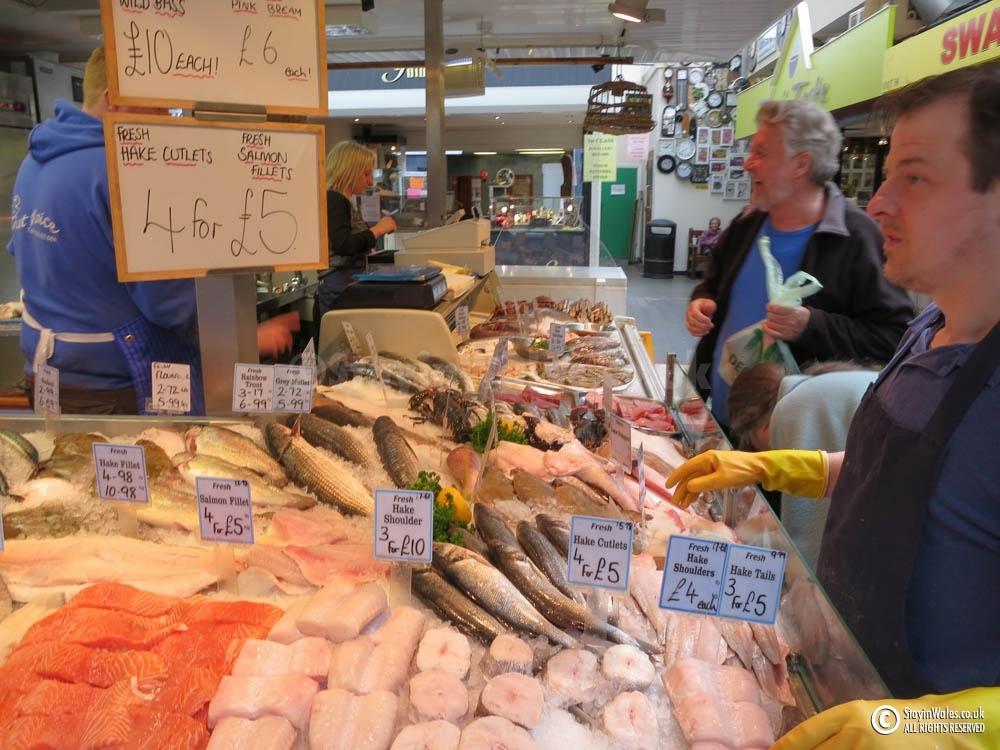 Swansea Indoor Market