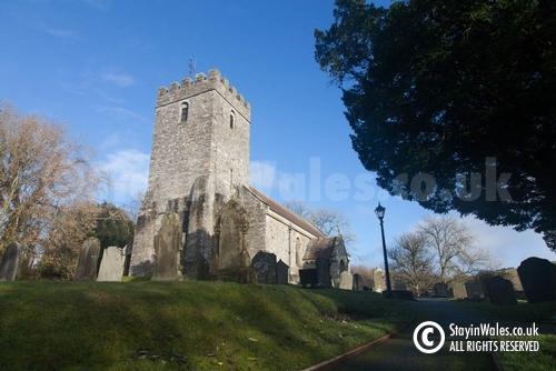 St Cynllo's Church, Nantmel