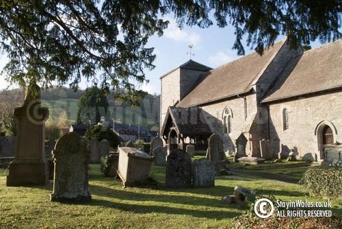 Llyswen Church