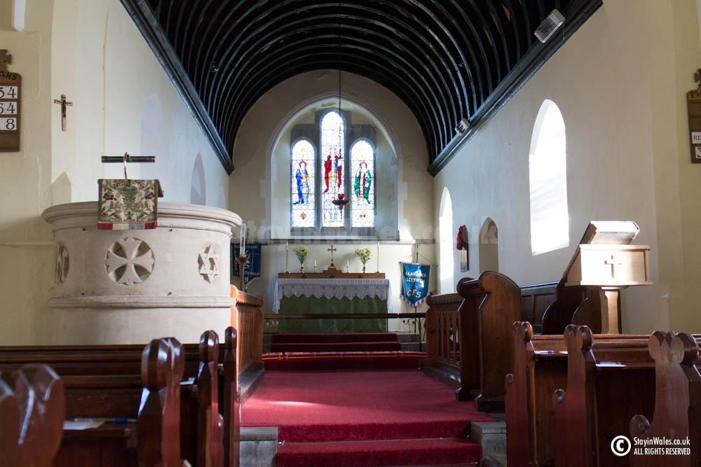 St Gwendoline's at Llyswen