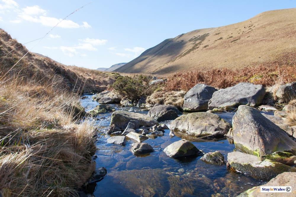 Afon Ystwyth, Ceredigion