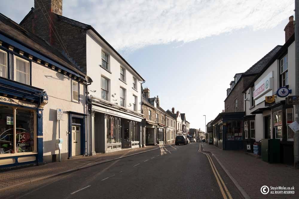 Castle Street, Hay-on-Wye