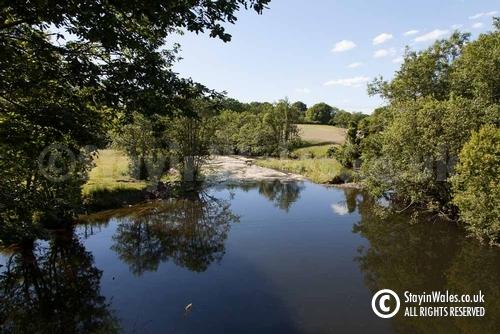 River Ithon, Llandrindod
