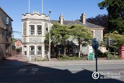 Llandrindod Old Town Hall