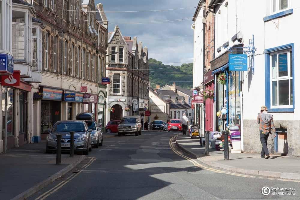 High Street, Builth Wells