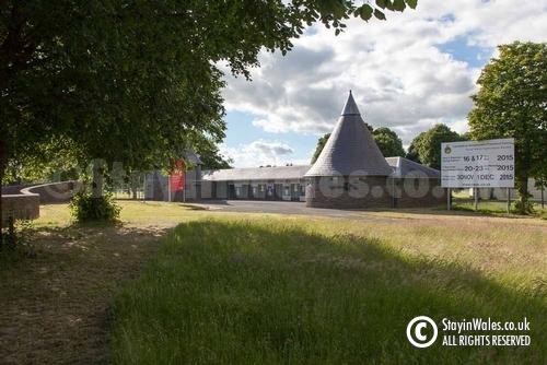 Royal Welsh Showground Entrance