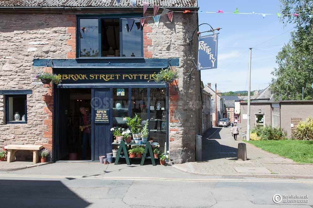 Brook Street Pottery