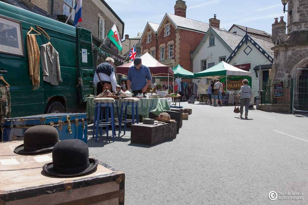 Antiques Market, Hay-on-Wye