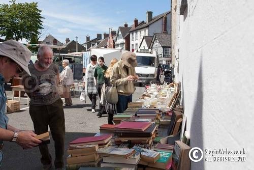 Hay Antiques Fair