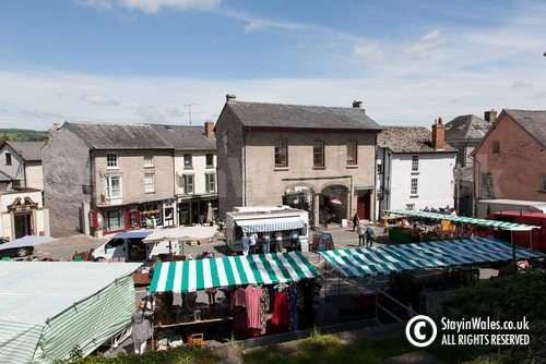 Hay-on-Wye Market