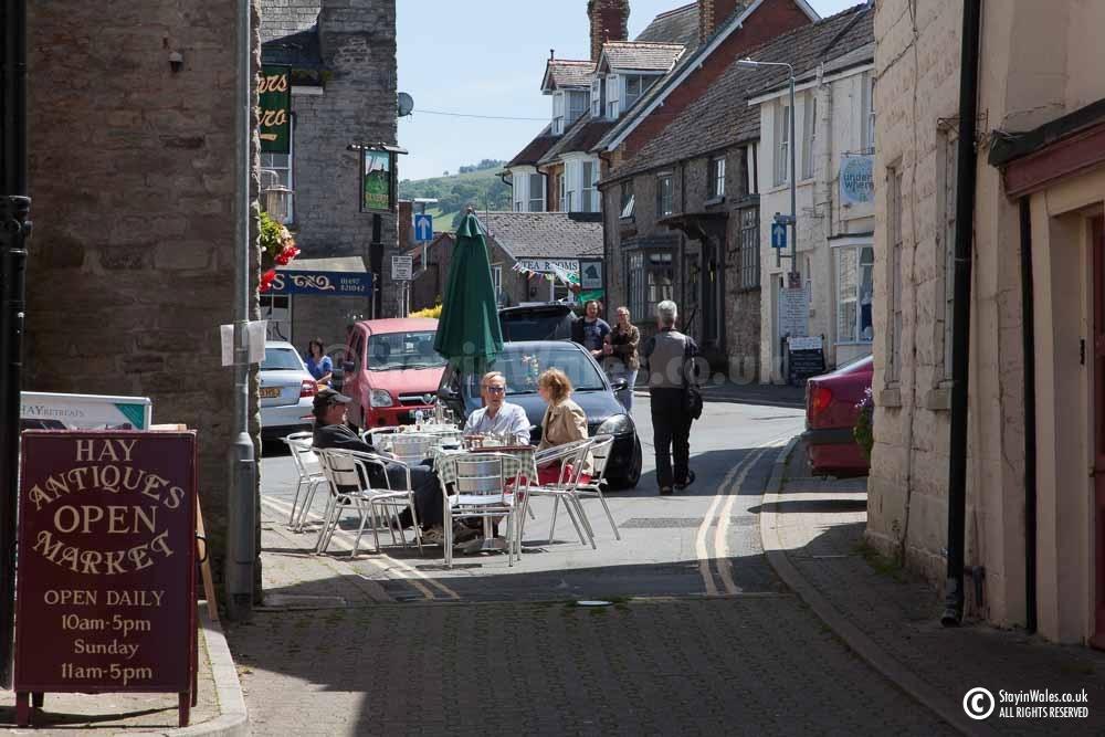 Market Street, Hay-on-Wye