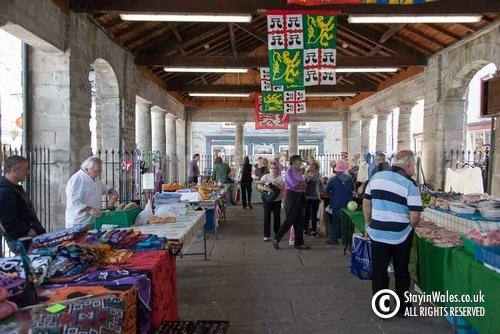 Butter Market, Hay-on-Wye