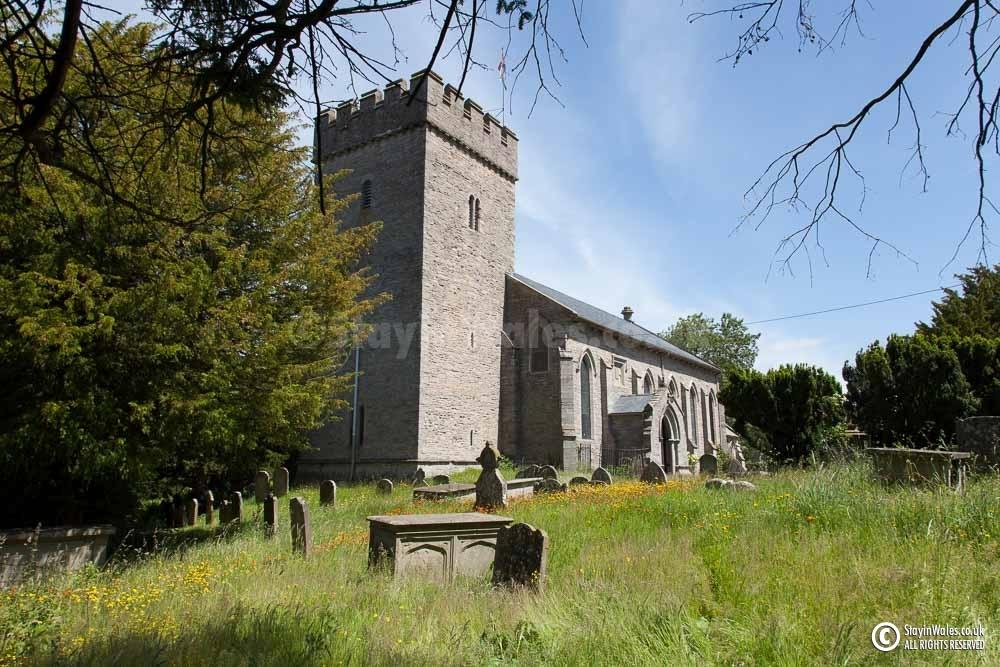 St Marys Church, Hay