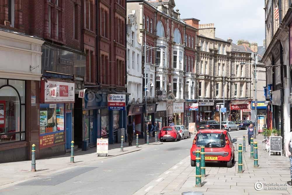 Skinner Street, Newport