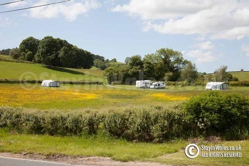 Noyadd Farm Campsite