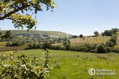 Aberedw Hill