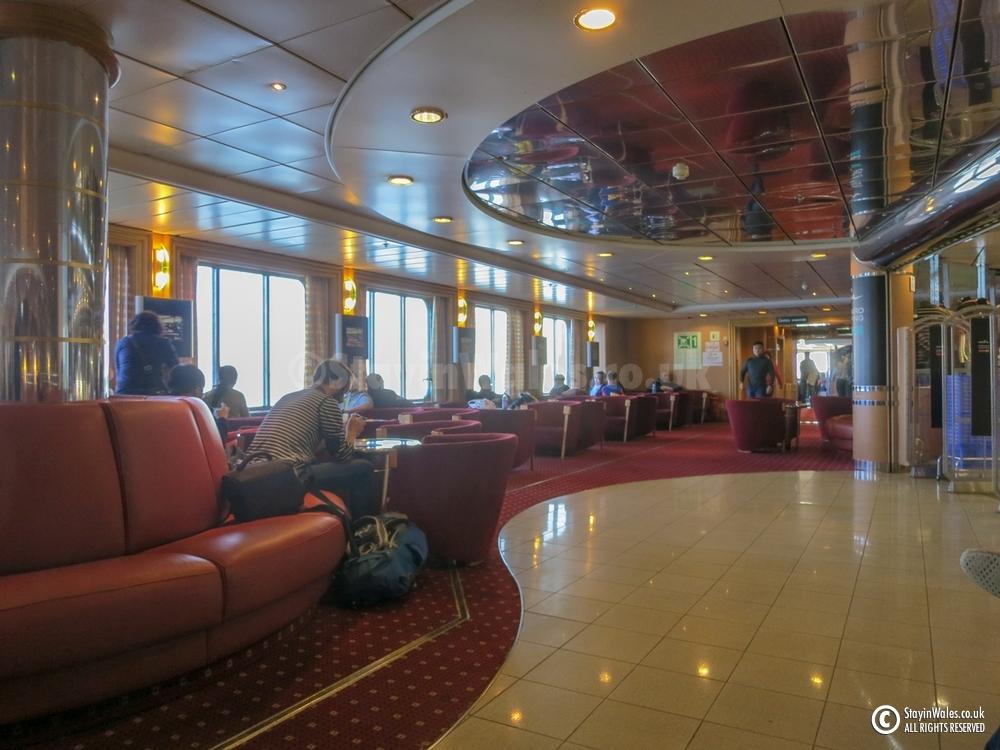 Holyhead ferry