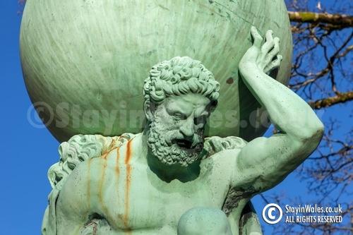 Hercules, Portmeirion