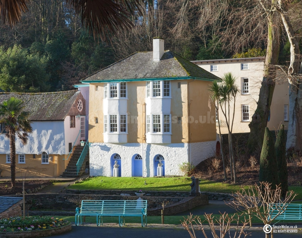 Trinity Cottage, Portmeirion