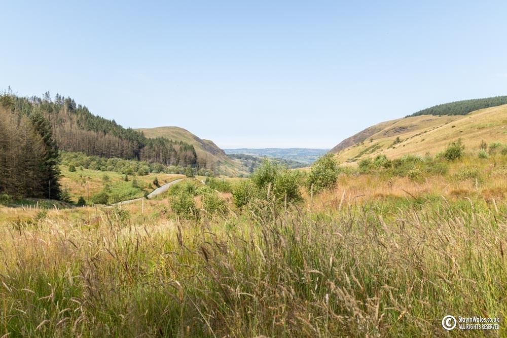 Cwm Berwyn, Tregaron