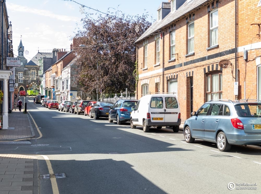 Priory Street, Cardigan