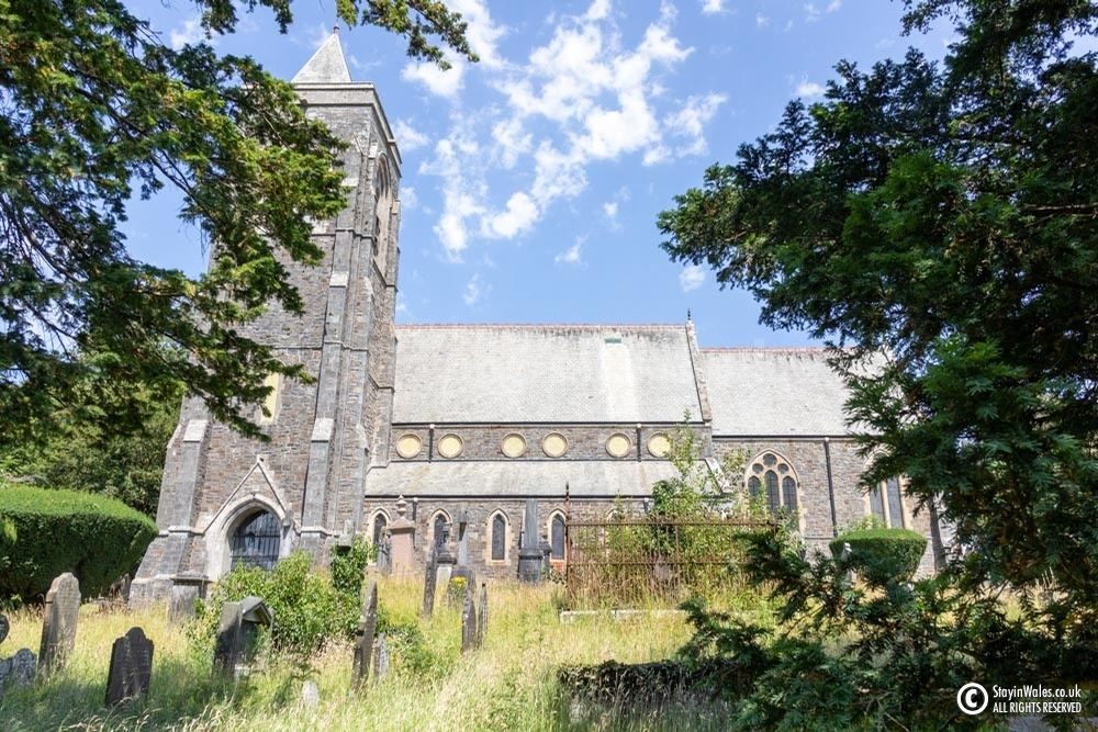 St Peter's, Lampeter