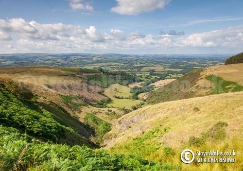 Cwm Graig-Ddu, Powys