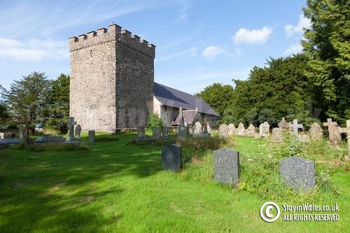 St Cynog's, Merthyr Cynog