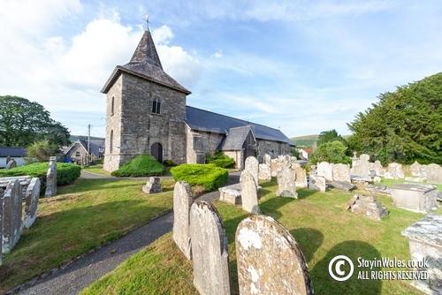 Llandegley parish church
