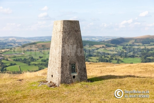 Trig point S6557