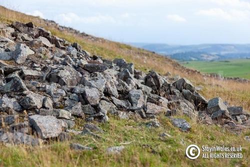 Llandegley Rocks Hillfort